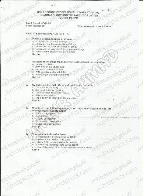Pharma-mcq-model-paper-01