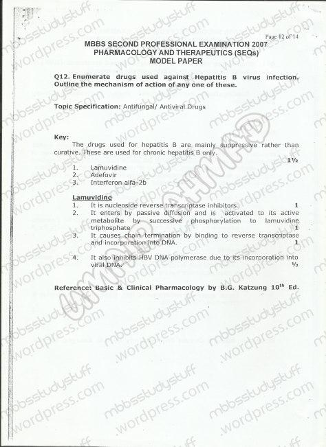 Pharma-model-paper-12