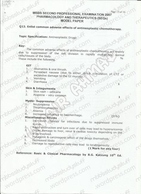 Pharma-model-paper-13