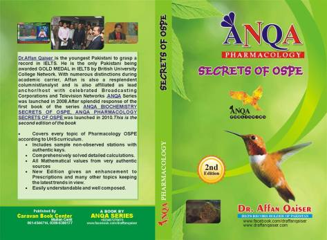 ANQA Pharmacology Secrets