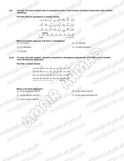 Medicine-I-Model-MCQ-2009-(5)