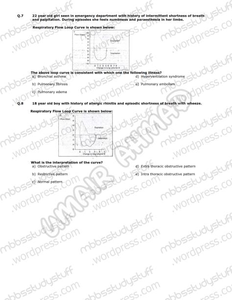 Medicine-II-Model-MCQ-2009-(4)