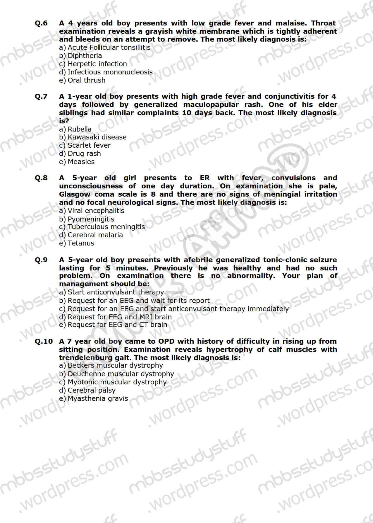 17 | December | 2013 | MBBS Study Stuff
