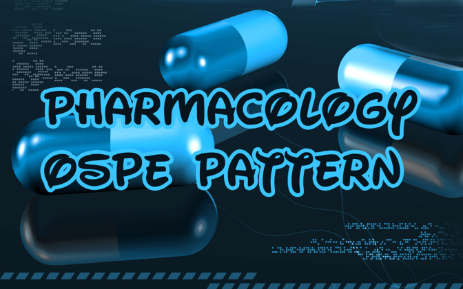 Pharmacology & Therapeutics OSPE Pattern And Model Paper