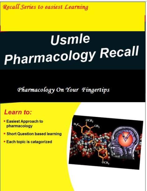 USMLE Pharmacology Recall