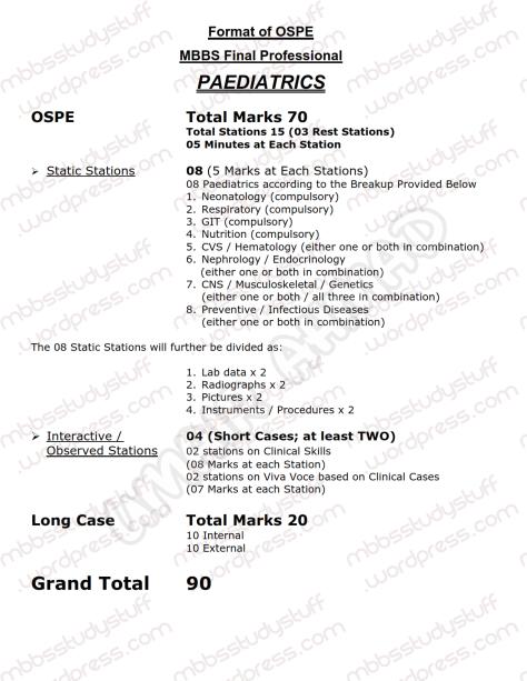 Paeds-OSPE-TOS